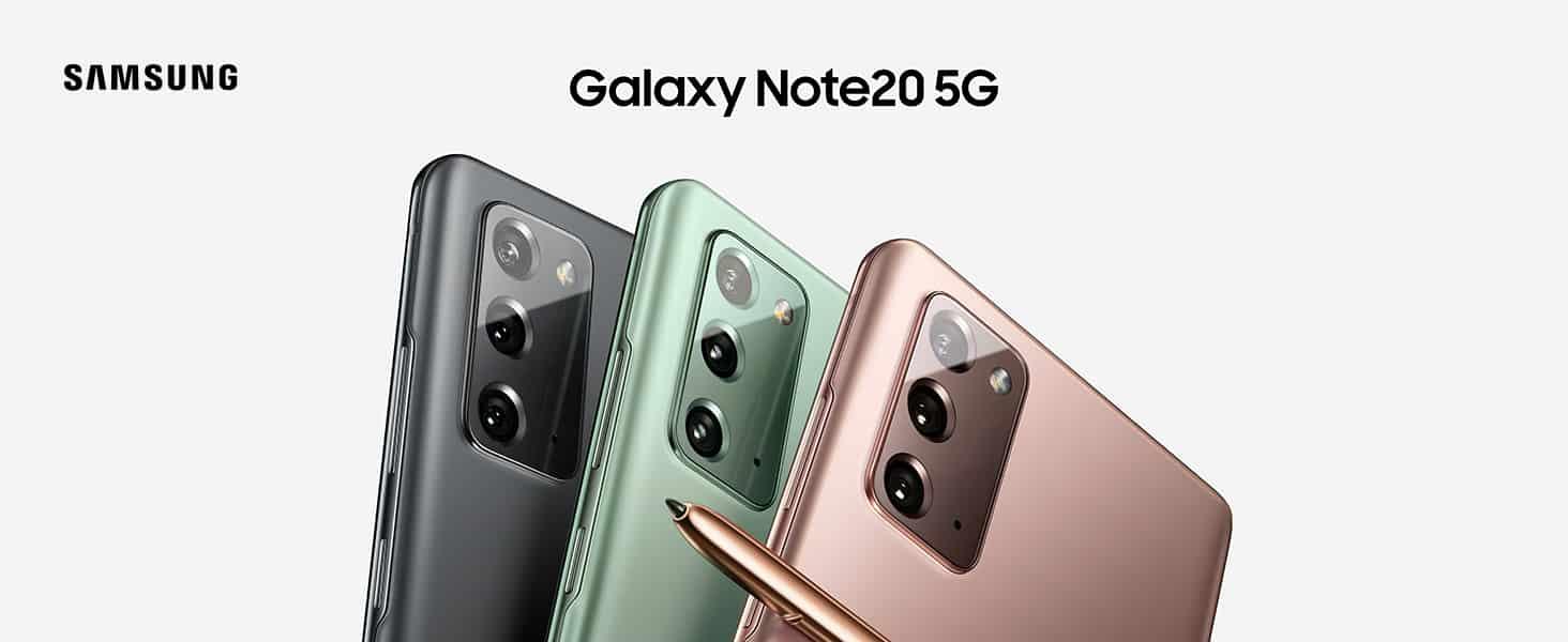 Galaxy Note20 Ultra 5G - Mystic Green